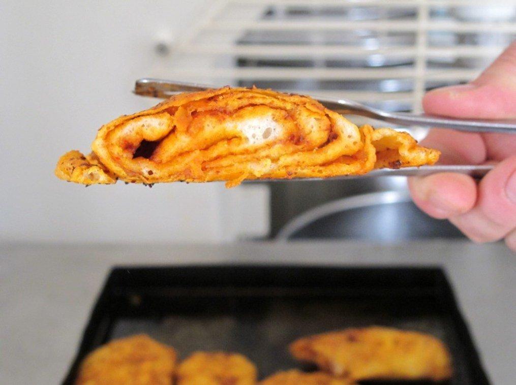 Pizza a foglietti